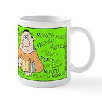 Munching Matzah Passover Mugs