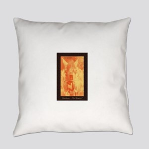 Art-Horse-Belgian Everyday Pillow