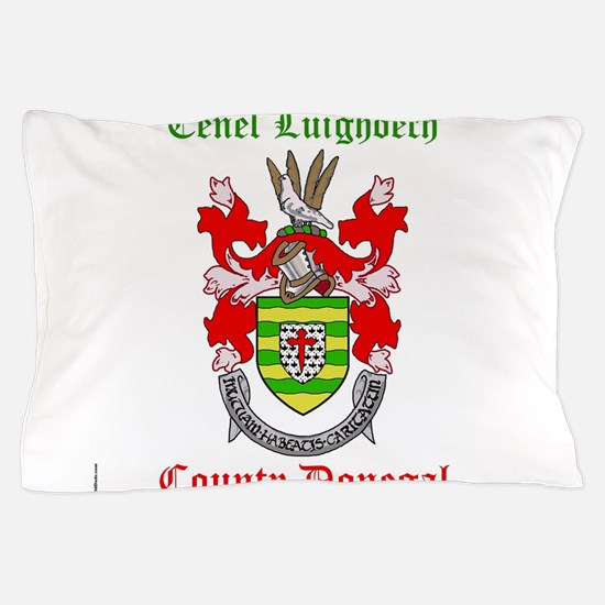 Cenel Luighdech - County Donegal Pillow Case