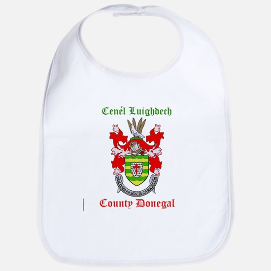 Cenel Luighdech - County Donegal Bib