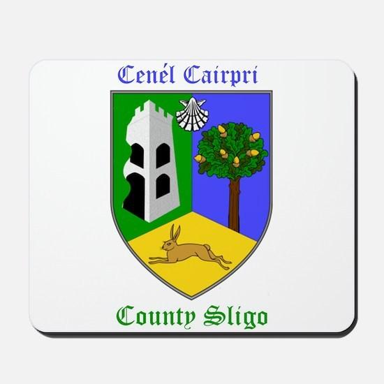 Cenel Cairpri - County Sligo Mousepad