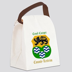 Cenel Cairpri - County Leitrim Canvas Lunch Bag