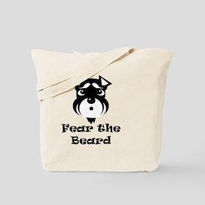 Fear the Beard Tote Bag