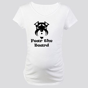 Fear the Beard Maternity T-Shirt