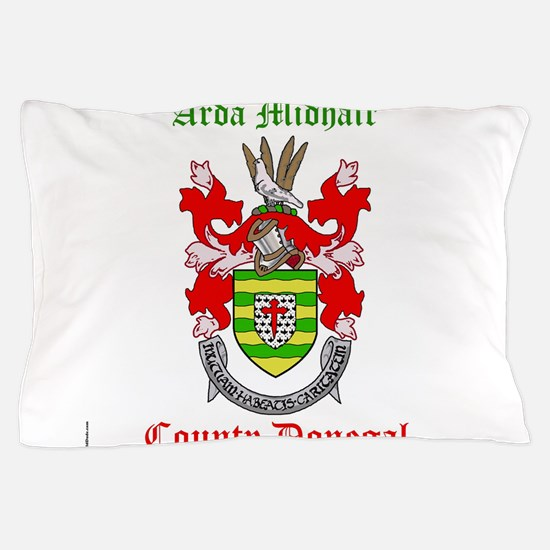 Arda Midhair - County Donegal Pillow Case