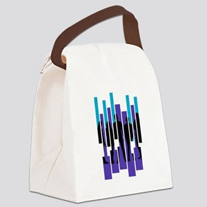 PTX Silhouettes Canvas Lunch Bag