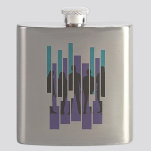 PTX Silhouettes Flask