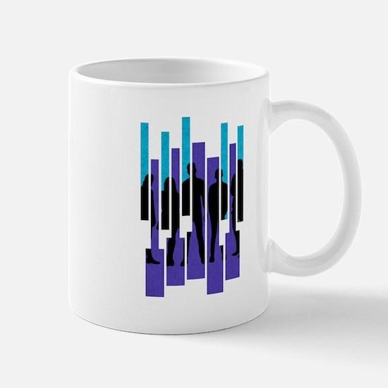 PTX Silhouettes Mugs