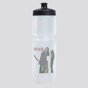 The Haunted Hallow Sports Bottle