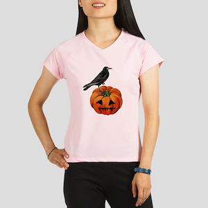 vintage halloween crow pum Performance Dry T-Shirt