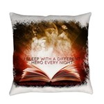 Sleep With A Hero Everyday Pillow