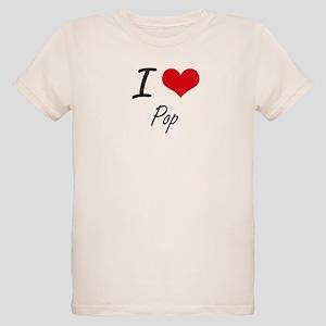 I Love Pop T-Shirt