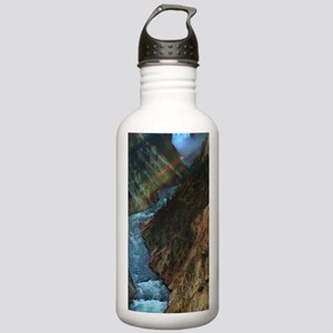 YELLOWSTONE LOWER FALL Stainless Water Bottle 1.0L