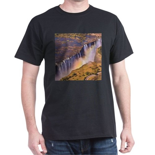 WATERFALL AFRICA ZAMBIA T-Shirt