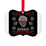 Bernie sanders Picture Frame Ornaments