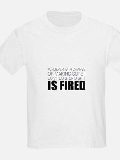 Stupid Shit T-Shirt