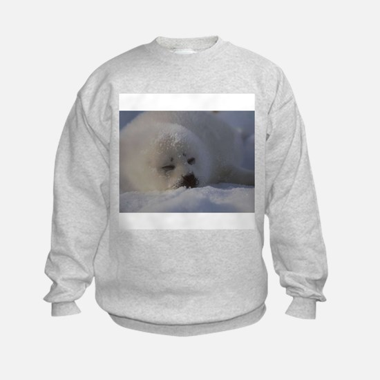 Baby Seal Sweatshirt