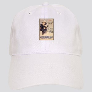 WWI US Navy Gee Girl Cap