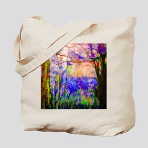 bb955e74f6 Nature In Stained Glass Tote Bag