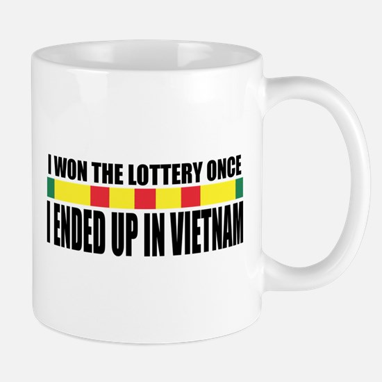 Draft Lottery Mugs