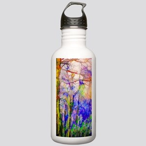 Nature In Stained Glas Stainless Water Bottle 1.0L