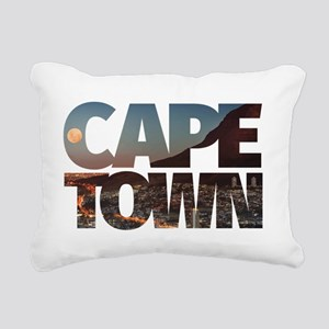 CAPE TOWN CITY – Typo Rectangular Canvas Pillow