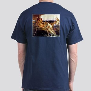 Ulysses and Sirens by Draper Dark T-Shirt