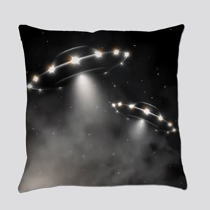 UFO Everyday Pillow