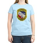 USS FOX Women's Light T-Shirt