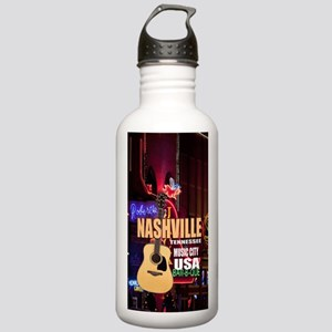 Nashville Music City-0 Stainless Water Bottle 1.0L