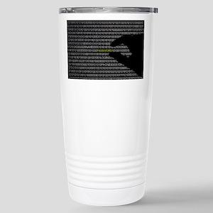 Password Hacked Travel Mug