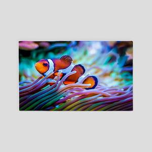 Clownfish Area Rug
