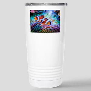 Clownfish Stainless Steel Travel Mug