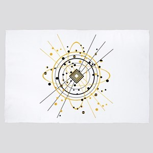 Atom 4' x 6' Rug