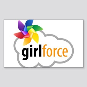 Girlforce Sticker