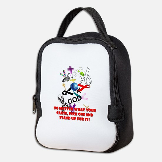 Your Cause Neoprene Lunch Bag
