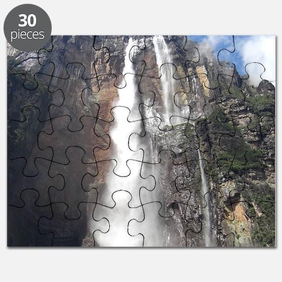 SALTO DEL ANGEL Puzzle