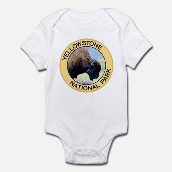 Yellowstone NP (Bison) Infant Bodysuit