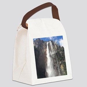 SALTO DEL ANGEL Canvas Lunch Bag