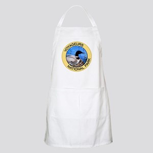 Voyageurs NP (Loon) BBQ Apron