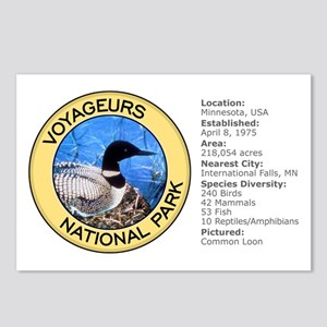 Voyageurs NP (Loon) Postcards (Package of 8)
