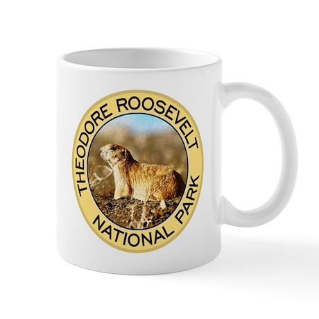 Theodore Roosevelt NP (Prairie Dog) Mug