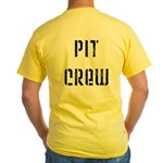 Wallace the pit bull original Yellow T-Shirt