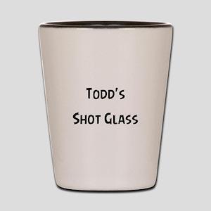 TODD Shot Glass