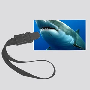 GREAT WHITE SHARK 3 Large Luggage Tag