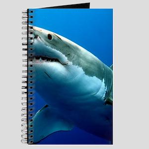 GREAT WHITE SHARK 3 Journal