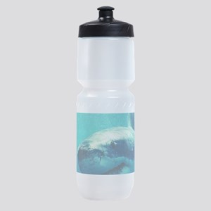GREAT WHITE SHARK 1 Sports Bottle