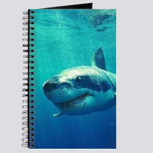 GREAT WHITE SHARK 1 Journal