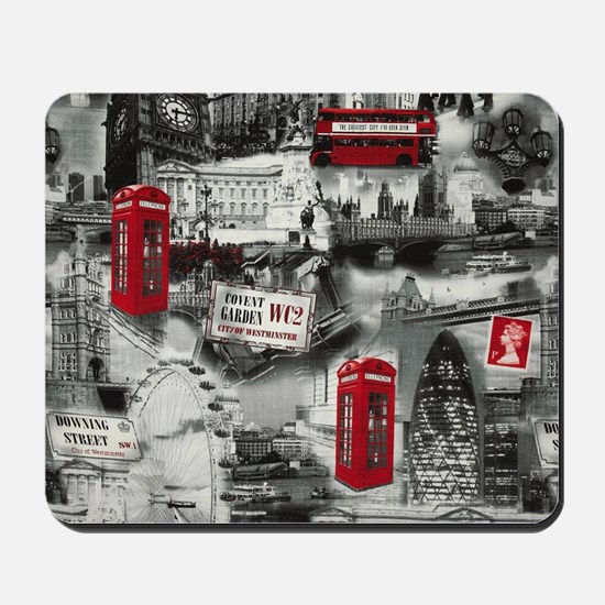 London Mousepad