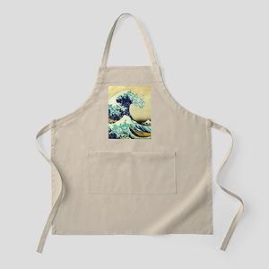 The Great Wave off Kanagawa Apron